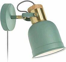 ZTMN Wandlampe- Wandlampe, Nachttischlampe