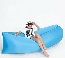ZTMN Wasserdichtes Sofa, Aufblasbare Liege mit