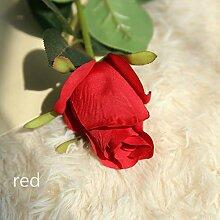 ZTTLOL Einzelne Künstliche Rosen, die gefälschte