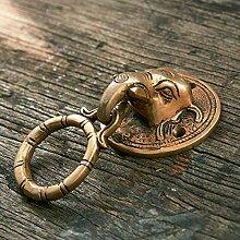 ZTZT 1 Stück handgefertigte Kupfer von Klopfer