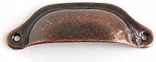 ZTZT 10 stücke Bronze Kupfer 97mm Stahl Küche