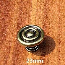 ZTZT 64mm 96mm Retro-Stil wackeligen Ringen