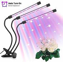 Zubita LED Pflanzenlampe, Grow Light Lampe Led