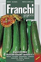 Zucchinisamen - Zucchini Novodiamant Hybrid F.1 von Franchi Sementi