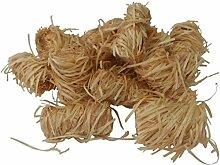 Zündfüchse 5 kg Holzwolle Anzünder XXL