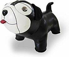 Züny - Hund - Mops - Pug - Buch- und Türstopper
