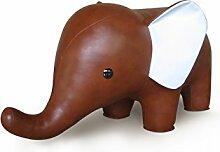 Züny - Türstopper / Dekofigur - Elefant - Giant - Braun