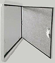 Zugangstüren 6 X 6 Mit Filz überzogen; mit
