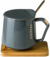 Zugeständnisse Boutiqu Becher Kaffeetasse Keramik