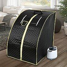 Zuhause Dampfsauna,1000W Portables Dampfbad,Saunas