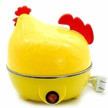 Zuhause Eierkocher, Eier Dampfer Huhn geformt
