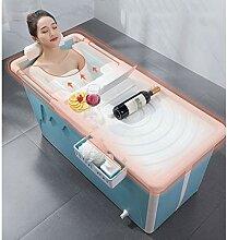 Zuhause Falten Erwachsene Badewanne, Ganzkörper
