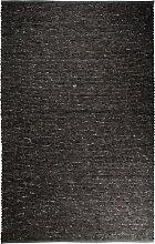 Zuiver Pure Teppich Dunkelgrau