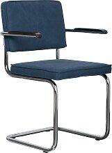 Zuiver Ridge Vintage Stuhl Mit Armlehnen