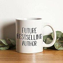 Zukünftiger Bestseller-Autor Namenstasse,