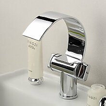 ZULUX Tmaker- Waschbecken Wasserhahn mit Messing