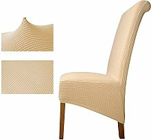 Zurück Plaid Chair Cover Sitzbezüge Stuhlhussen