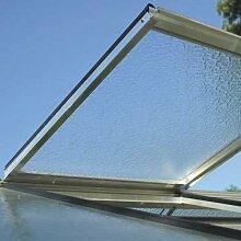 Zusätzliches Gewächshaus Dachfenster Se