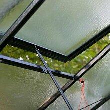Zusätzliches Gewächshaus Dachfenster Set Retro