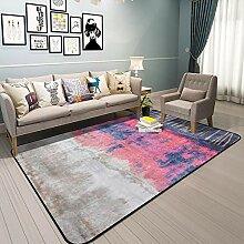 Zusammenfassung Colorblock Türkischen Teppich