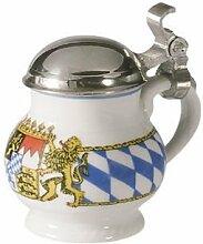 """Zusatzsortiment Bayern Schnapsbecher mit Deckel 1854 0,05 l [SP]""""UVP: 27,60"""" [W]"""
