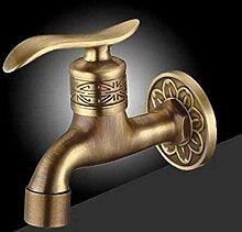 ZVBEP Gartenhahn Bibcock Wasserhahn Für Garten Im