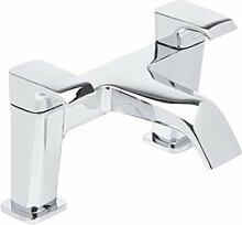 Zweigriff-Badarmatur Aufputz Haydee Belfry Bathroom