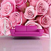 Zwgjwj Benutzerdefinierte Moderne 3D Rose Blumen