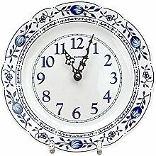 Zwiebelmuster Triptis Wanduhr Küchenuhr Uhr,