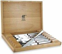 Zwilling J.A. Henckels Steakmesser-Set aus
