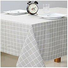 ZWJ Geometrische Tischdecke Tischdecke Nappe