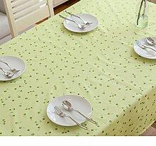 ZWL Hellgelb Bottom Tuch Tischtuch Tisch Mats