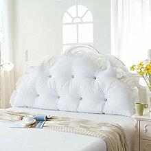 ZWL Kissen doppelte große Rückenlehne lange Kissen können gewaschen und gewaschen Kissen Home Bedside Bett Kissen Fashion. z ( Farbe : C , größe : 1.5M )