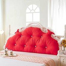 ZWL Kissen doppelte große Rückenlehne lange Kissen können gewaschen und gewaschen Kissen Home Bedside Bett Kissen Fashion. z ( Farbe : K , größe : 1.2M )