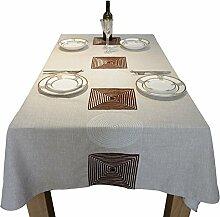 ZWL Tischdecke, Esstisch Couchtisch Schreibtisch