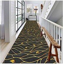 ZWRYW Läufer Teppiche Flur Teppich Fußmatten