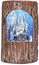 ZWYK Dekoration Weihnachtsdekoration Schneeszene