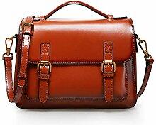 ZWYKH Damenhandtasche Einzelne UmhäNgetasche