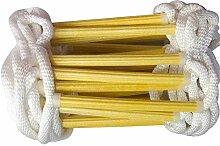 ZWYY Strickleiter, verschleißfeste, verstärkte