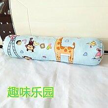 ZWYZXY Baumwolle lange Kissen große zylindrische Bett schlafen Lenden Kissen Kissen Freund candy Kissen, 20 x 80 cm demontieren, Fun Park