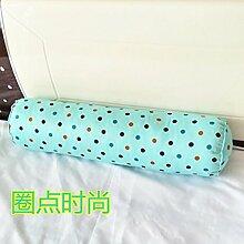 ZWYZXY Baumwolle lange Kissen große zylindrische Bett schlafen Lenden Kissen Kissen Freund candy Kissen zu demontieren, 10 X 40 CM, griff die stilvolle