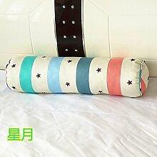 ZWYZXY Baumwolle lange Kissen große zylindrische Bett schlafen Lenden Kissen Kissen Freund candy Kissen, 20 x 80 cm demontieren, Xingyue