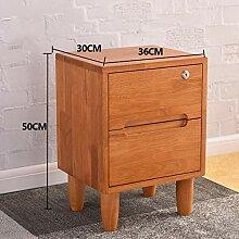 ZXC Gummi Holz Nachttische, Moderne