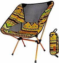 ZXCDDP Camping Chair Leichter Klappstuhl Mit