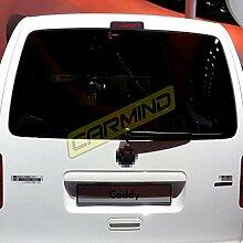 ZXCV Kohlefaser Bremslicht Aufkleber, für Vw