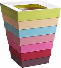 ZXD Mülleimer Home Kitchen Bucket Platz