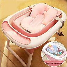 ZXDFG Sitzen Sie Und Tränken Sie Babybadewanne