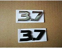 ZXF Auto-Logo-Aufkleber, Aufkleber für Infiniti