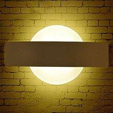 ZXF Wandleuchte LED-Lampe Moderne Nachtwallspot