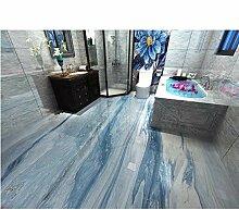 Zxfcccky 3d bodenbelag tapeten wohnkultur marmor